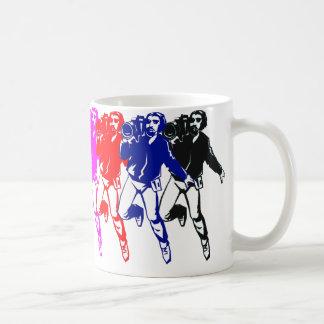 Color Bar Cameramen Coffee Mug