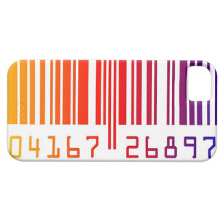 Color Barcode iPhone 5 Case Mate