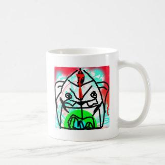 Color Bear Coffee Mug