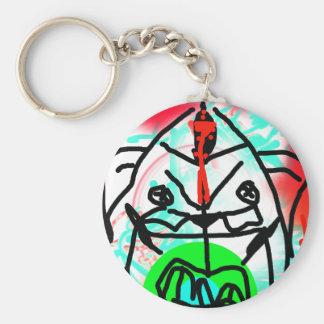 Color Bear Keychain