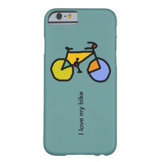 color bike barely there iPhone 6 case