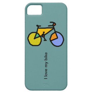 color bike iPhone 5 cases