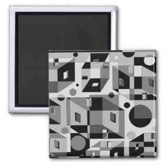 Color Blind Fridge Magnet
