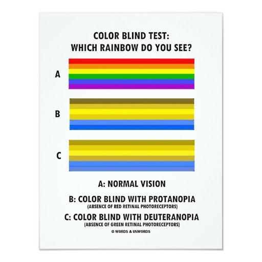color blindness essays