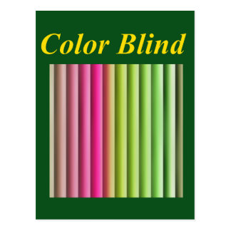 Color Blind The Green Card