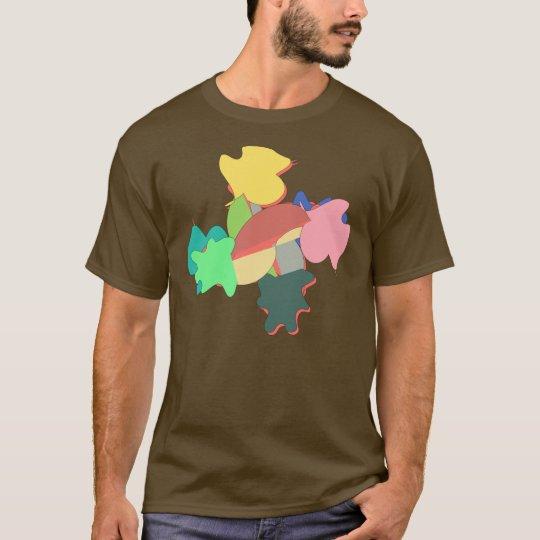 Color Blobs T-Shirt