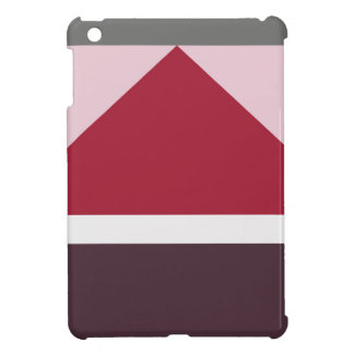Color Block 003 iPad Mini Case