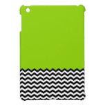 Color Block Chevron iPad Mini Case