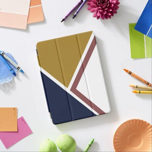 Color Block design iPad Smart Cover