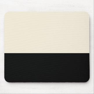Color Block Dust & Stain Resistant Mousepad