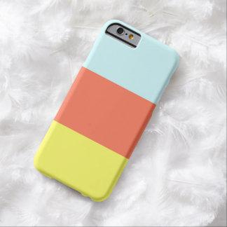 Color Block iPhone 6 case
