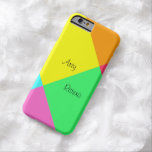 Color Block Party_Where did you get that?!1 iPhone 6 Case