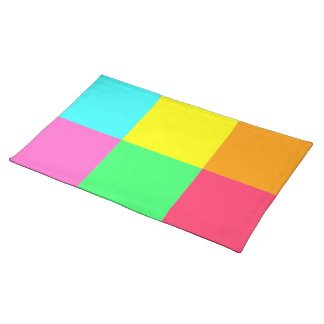 Color Block Party_Where did you get that?! Placemat