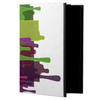 Color Blocks Melting Cover For iPad Air