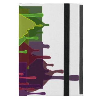 Color Blocks Melting Hearts iPad Mini Case