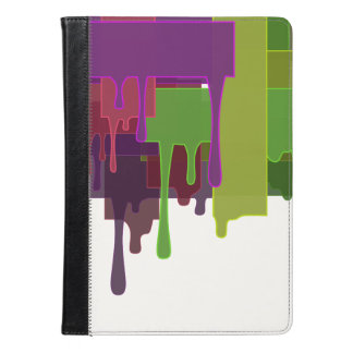 Color Blocks Melting iPad Air Case
