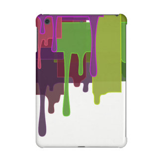 Color Blocks Melting iPad Mini Retina Case