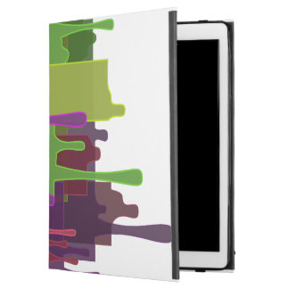 Color Blocks Melting iPad Pro Case
