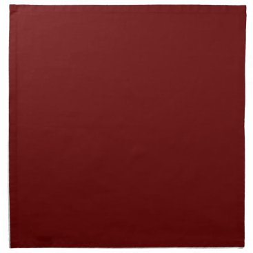 Halloween Themed color blood red cloth napkin