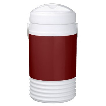 Halloween Themed color blood red cooler