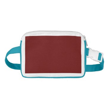 Halloween Themed color blood red fanny pack