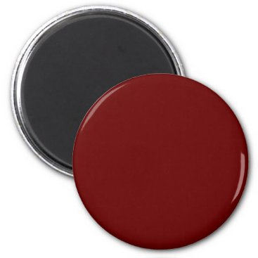 Halloween Themed color blood red magnet