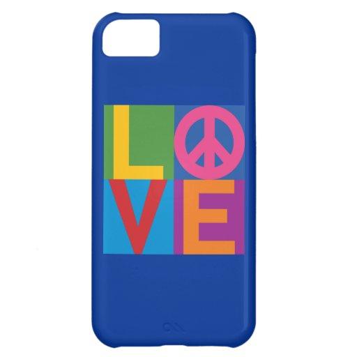Color-Bloque LOVE=Peace