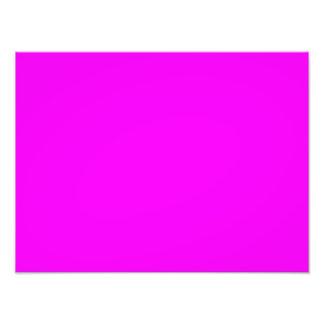 Color brillante ligero púrpura violeta de neón de  cojinete