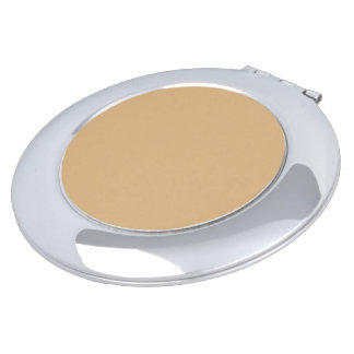 color burlywood makeup mirror