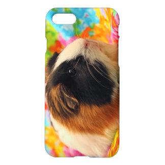 Color Burst Guinea Pig Cell Phone Case