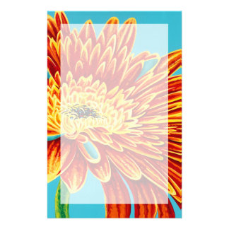 Color Bursts I Stationery