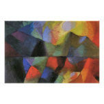 Color by August Macke Print