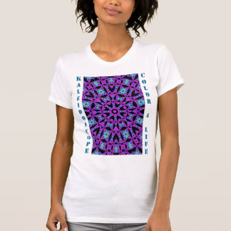 Color camiseta FA 111 del caleidoscopio de 4 vidas