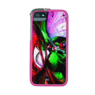 Color Carnival Abstract Case For iPhone 5/5S