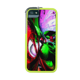 Color Carnival Abstract iPhone 5 Cases