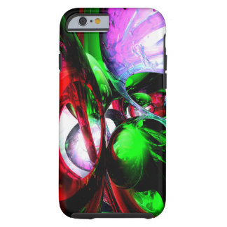 Color Carnival Abstract Tough iPhone 6 Case