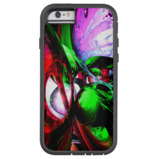 Color Carnival Abstract Tough Xtreme iPhone 6 Case