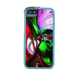 Color Carnival Abstract iPhone 5 Cover