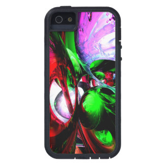 Color Carnival Abstract iPhone 5 Case
