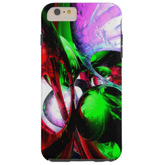 Color Carnival Abstract Tough iPhone 6 Plus Case