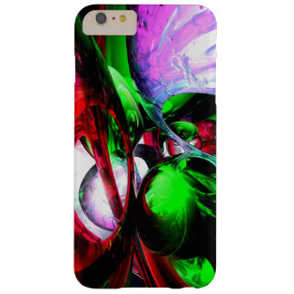 Color Carnival Abstract Barely There iPhone 6 Plus Case