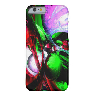 Color Carnival Abstract Barely There iPhone 6 Case