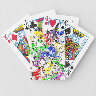 COLOR CATASTROPHE PLAYING CARDS