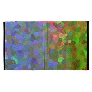 Color Celebration iPad Folio Cover