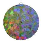 Color Celebration Dart Boards