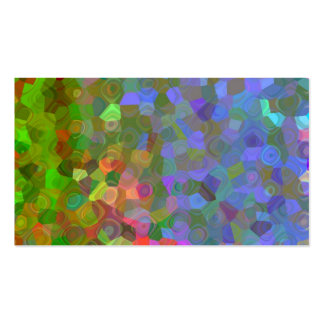 Color Celebration Double-Sided Standard Business Cards (Pack Of 100)
