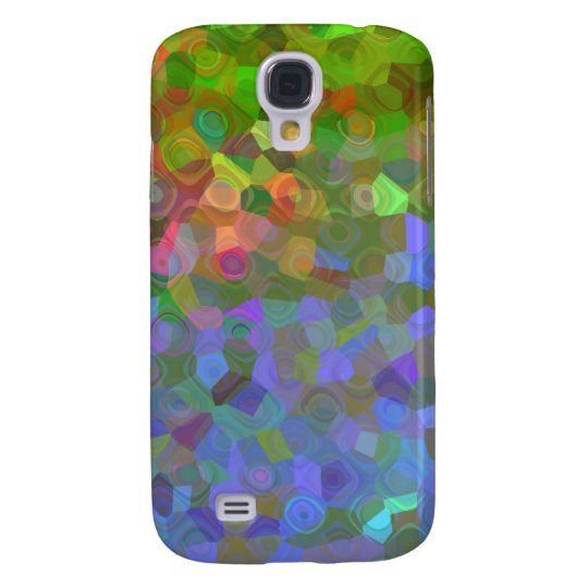 Color Celebration Galaxy S4 Cover