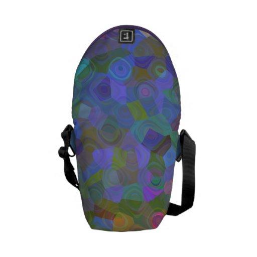 Color Celebration Messenger Bag