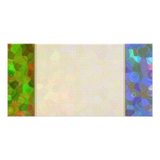 Color Celebration Picture Card