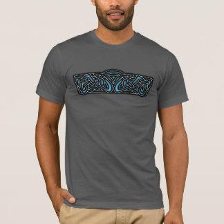 Color Celtic Knotwork Design T-Shirt